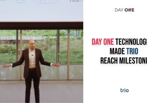Client Testimonials on how Day One Technologies has made 'Trio' hit all their breakthroughs