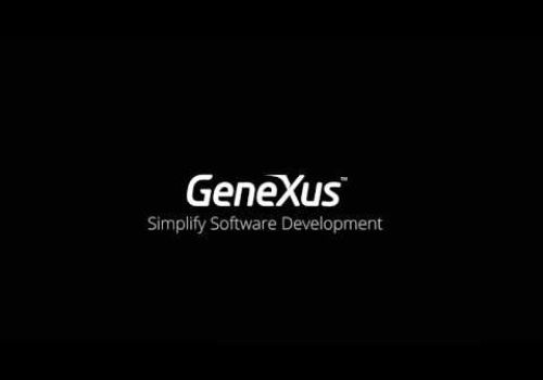 Easily Create Mobile apps   GeneXus with Live Editing