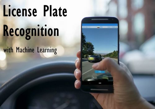 Automatic number plate recognition - free apps for Android and iOS