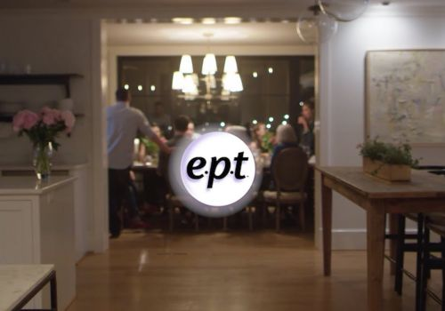 EPT Pregnancy Reveal Party