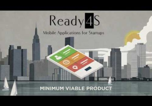 Ready4S - Discover MVP which turns your app idea into reality!
