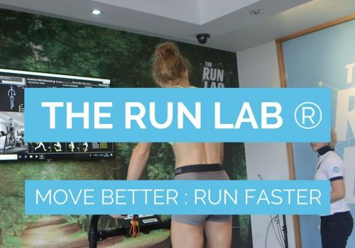 Run faster with fewer injuries: 3D gait analysis at The Run Lab