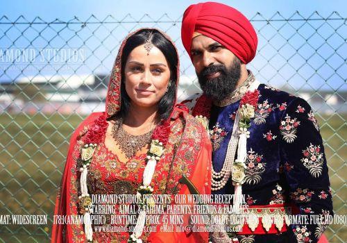 Sikh Wedding Videos & Sikh Wedding Photos  - Diamond Studios