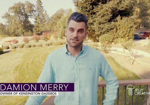 CASE STUDY : KENSINGTON GAZEBOS   JELLY CREATIVE