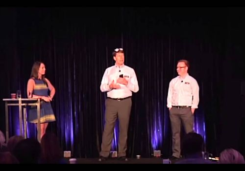 2015 - Strategic Workspaces - Randy Saville & Chase Thuente