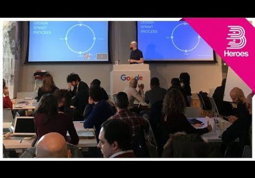 Vox pop: cos'è Google Design Sprint? | B Heroes