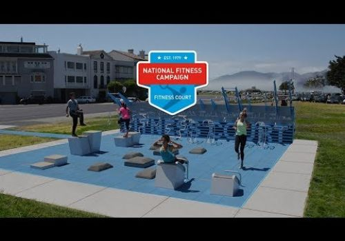 Bringing FREE Fitness to 200 cities in America