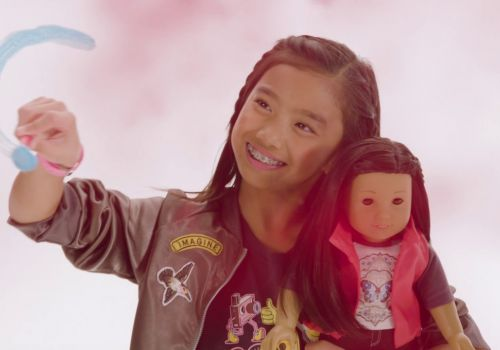 American Girl - Truly Me Commercial
