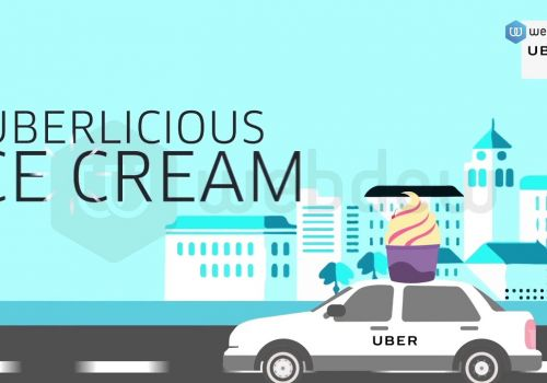 UberICECREAM - #WebdewPortfolio