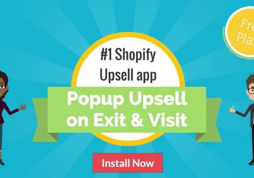 Shopify Popup Upsell on Exit/Visit App by SpurIT
