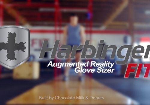 Harbinger AR Glove Sizer