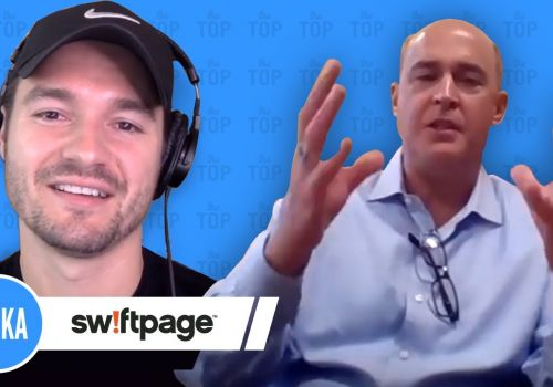 swiftpage CEO John Oechsle: Targeting 10% yoy Growth at $80m+ in ARR, good or bad?