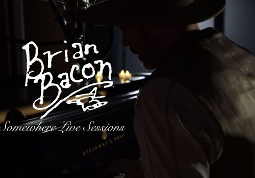 There's Something So Broken About Her Poor Heart - Brian Bacon - Somewhere Live Sessions