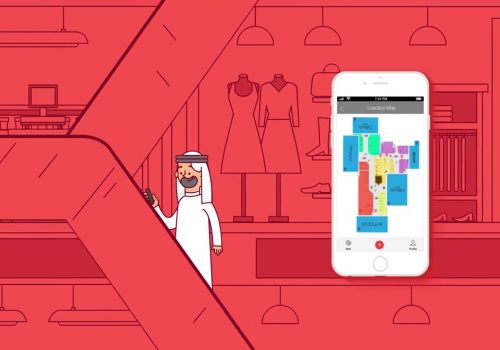 GoShop app- Hyper local shopping mall app