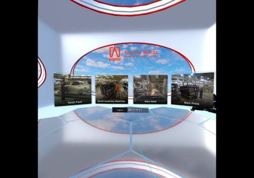 TMMC Hazard Identification VR Training - South Paint | VR Vision Inc