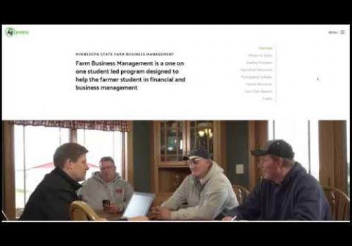 AgCentric–Discover Farm Business Management