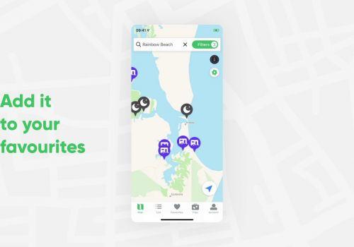 Camps Australia Wide App by Visla