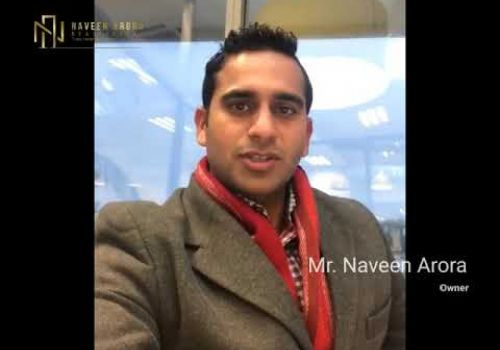 Mandy Web Design | Client Naveen Arora, Licensed Real Estate Salesperson | Feedback and Review