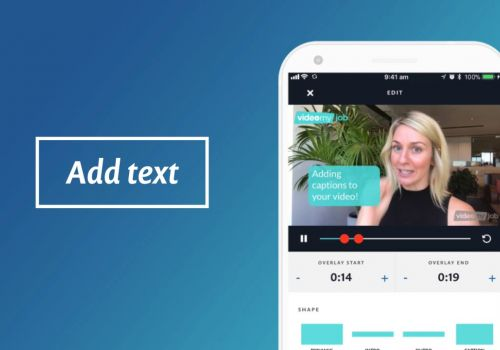 VideoMyJob | Quick Product Demo