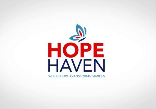 Rebranding and New Logo for Hope Haven Children's Hospital
