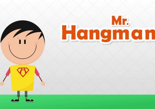 Mr. Hangman: Classic Word puzzle game.