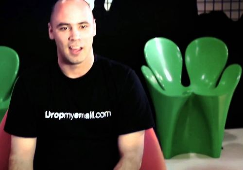 Amazon Web Services featured startup - Dropmyemail com