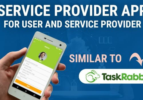 On Demand Home Service Finder & Provider Android and iOS App | Handyman Clone Script