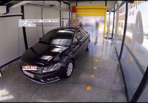 BroutonLab Vehicle Analysis ALPR System