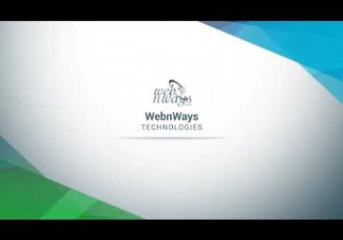 WebnWays Technologies Web Development Company in Pakistan Mobile Apps Development SEO Experts