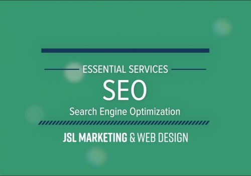 JSL Essential Services: SEO