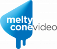 Melty Cone Video Logotype