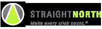 Straight North Logotype